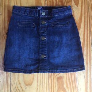 Gap Kids Girls Denim Skirt
